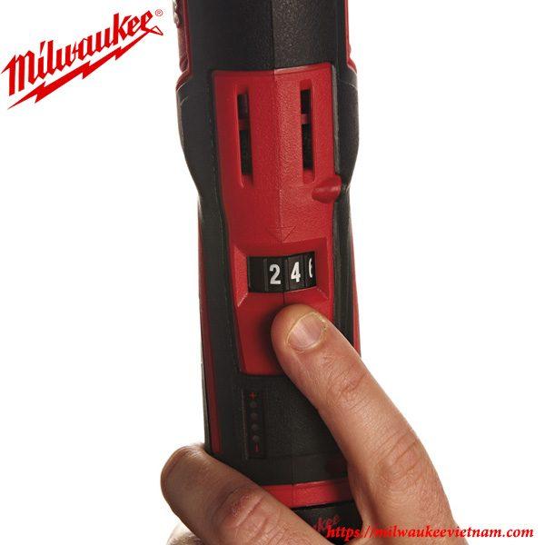 Cơ chế làm việc thông minh cho hiệu quả cao của Milwaukee C12 RAD