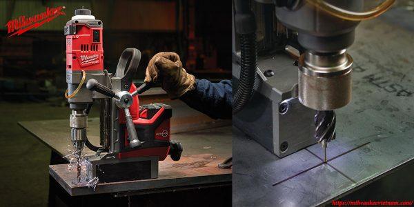Máy khoan từ Milwuakee M18 FMDP-502C giải pháp mạnh mẽ thúc đẩy tiến trình công việc