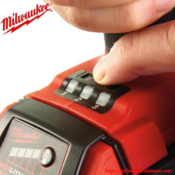 Cơ chế thông minh cho khả năng hỗ trợ cao của máy siết bu lông Milwukee M18 FMTIW12