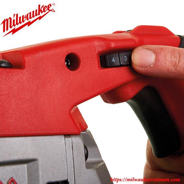 Chế độ làm việc thông minh của dòng máy cưa vòng Milwaukee CBS125