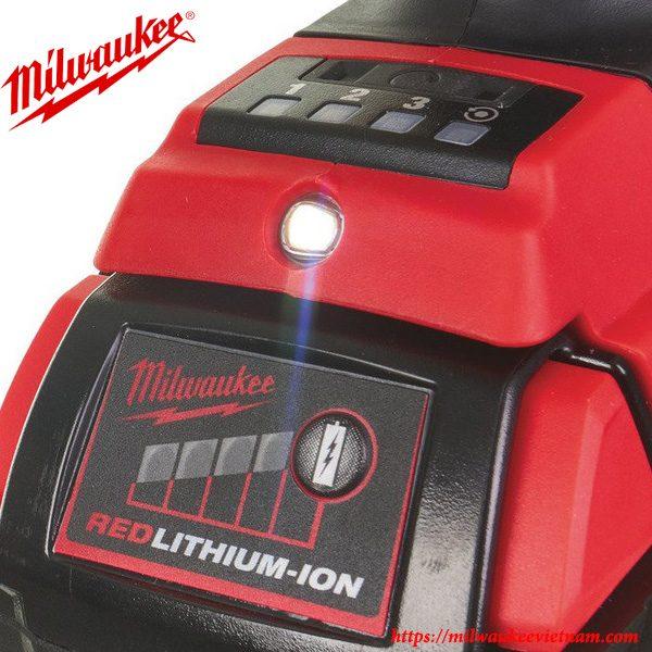Máy siết bu lông Milwaukee M18 FHIWF12 sở hữu tính năng hiện đại