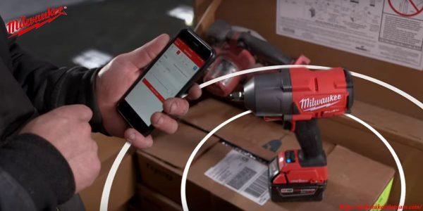Máy siết bu lông cao cấp Milwaukee M18 ONEFHIWF34 giải pháp mạnh mẽ trong công việc