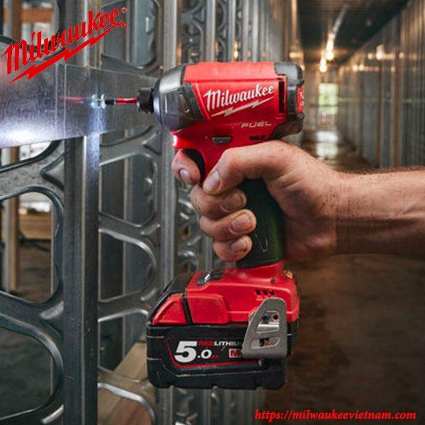 máy vặn ốc thủy lực 1/4 Milwaukee M18 FQID ứng dụng đa dạng trong nhiều ngành nghề