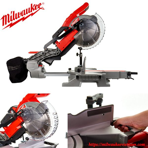 Máy cắt đa năng Milwaukee M18 FMS254 tiện lợi cho hiệu suất công việc cao