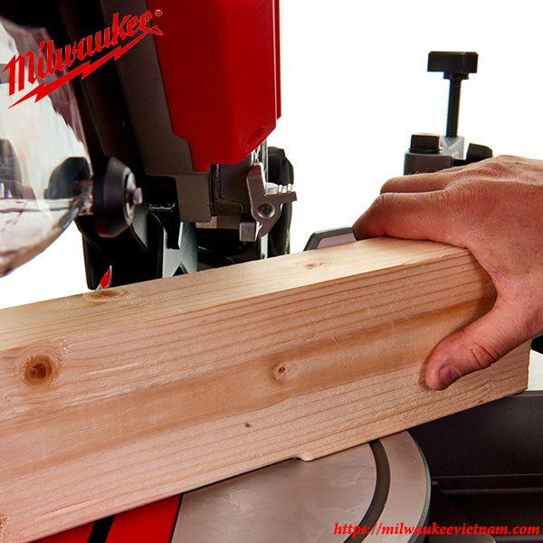 Máy cắt đa năng Milwaukee M18 FMS254 giải pháp mạnh mẽ khi xử lý gỗ