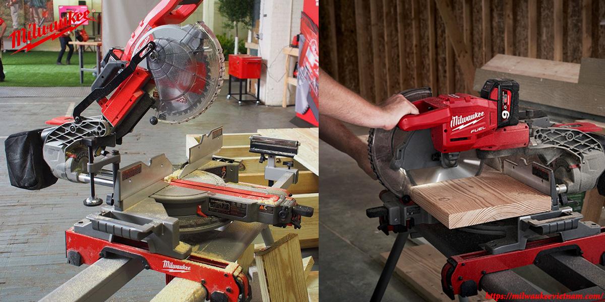 Máy cắt đa năng Milwaukee M18 FMS254 cho tính ứng dụng đa dạng trong thực tế