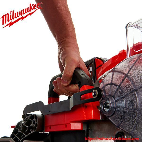 Thiết kế thông minh của máy cắt đa năng Milwaukee M18 FMS254