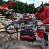 Hiệu quả vượt trội khi sử dụng máy cắt đa năng Milwaukee M18 FMS254