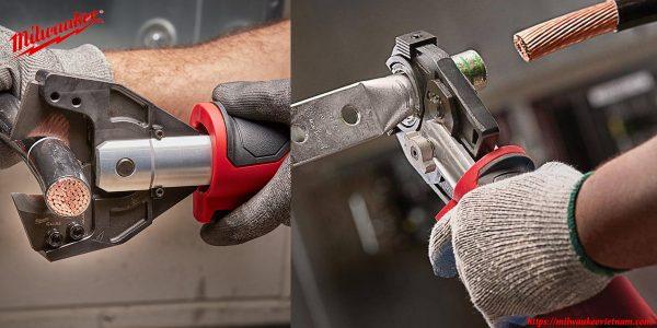 Máy cắt dây cáp 6 tấn Milwaukee M18 HCC cho hiệu suất cao trong công việc