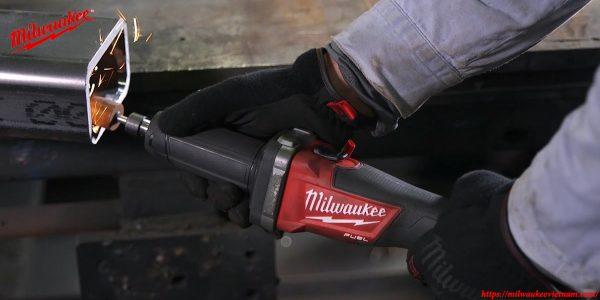 Máy mài khuôn Milwaukee M18 FDG hỗ trợ giải quyết nhanh chóng mọi yêu cầu công việc