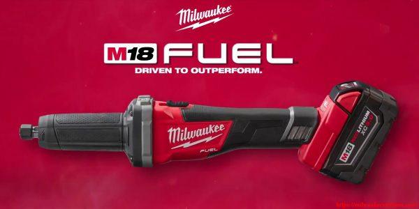 Máy mài thẳng Milwaukee M18 FDG sở hữu hàng loạt các tính năng vượt trội