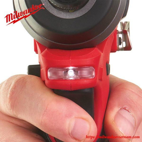 Máy vặn ốc vít 1/4 Milwaukee M12 FID tiện lợi với đèn LED chiếu sáng