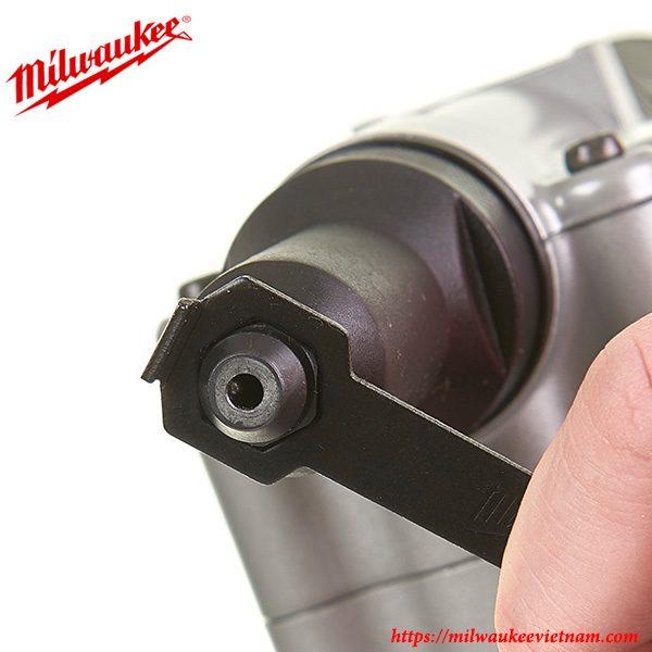Milwaukee M12 BPRT hiện đại cho khả năng lắp đặt và sử dụng nhanh chóng