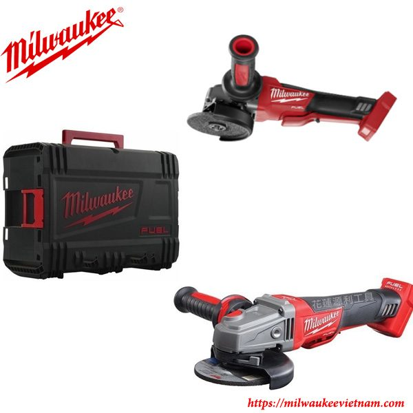 Máy mài góc Milwaukee M18 CAG100XPDB cho hiệu quả cao trong nhiều ngành nghề