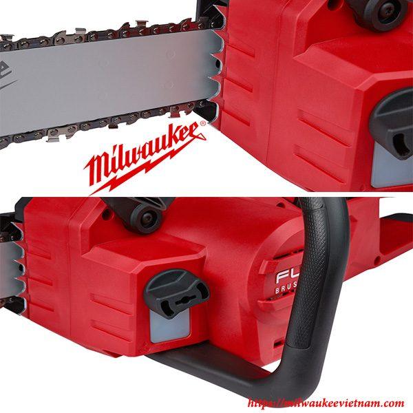 Milwaukee M18 FCHS cho hiệu quả cao trong công việc