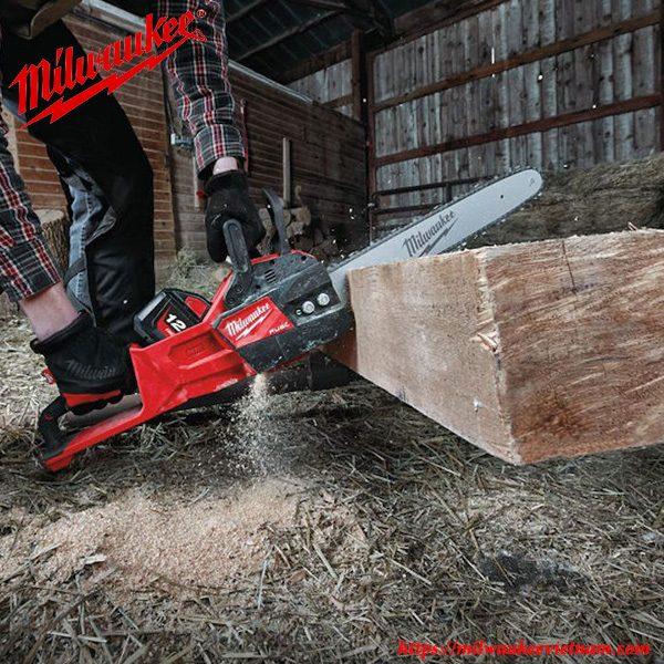 Milwaukee M18 FCHS cho phép giải quyết nhanh chóng các yêu cầu khó khăn nhất