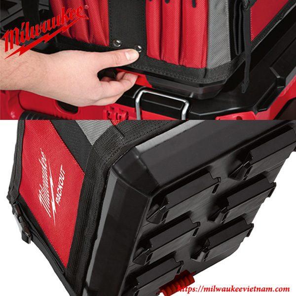 Túi đựng đồ Milwaukee 8315 cho tính linh hoạt cao trong công việc