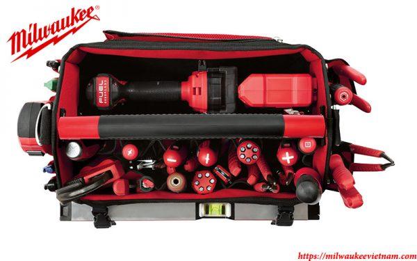 Túi đựng đồ Milwaukee 8315 hỗ trợ chứa đựng số lượng lớn công cụ