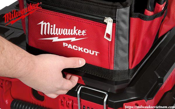 Thiết kế hiện đại nhiều tiện lợi của túi đựng đồ Milwaukee 8310