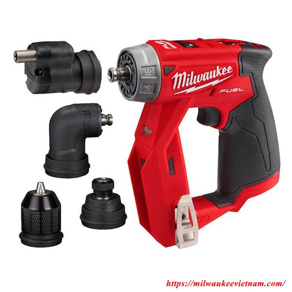 Trọn bộ máy khoan đa năng Milwaukee M12 FDDXKIT-0X