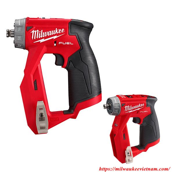 Thiết kế hiện đại của dòng máy khoan đa năng Milwaukee M12 FDDXKIT