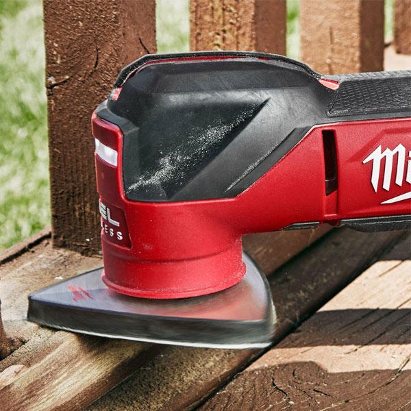 Máy cắt đa năng Milwaukee M18 FMT giúp nâng cao hiệu suất làm việc