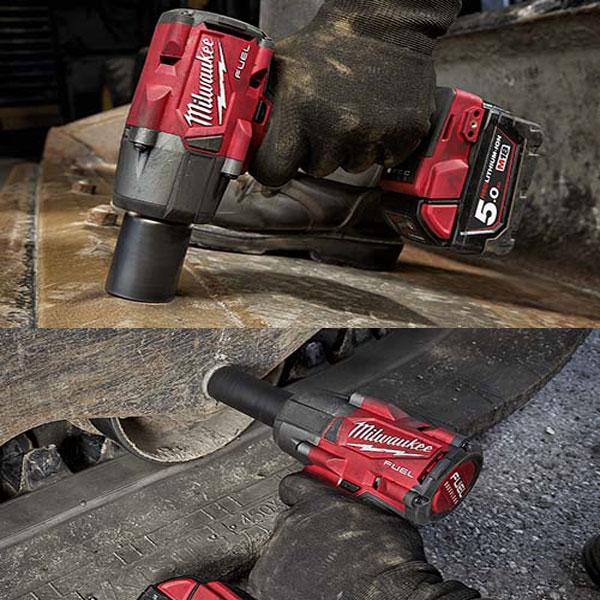 Máy siết bu lông Milwaukee M18 FMTIW2F12 mang tới hiệu quả cao trong công việc