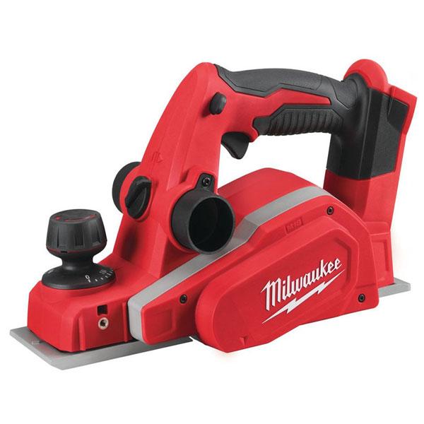 Máy bào gỗ Milwaukee M18 BP đáp ứng những nhu cầu làm việc khó khăn nhất