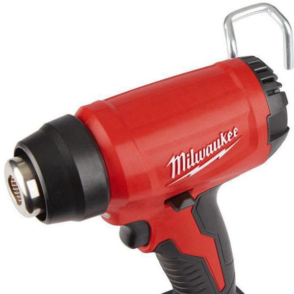 Máy thổi hơi nóng Milwaukee M18 BHG tiện lợi trong mọi yêu cầu sử dụng